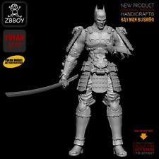 1/24 Batman Ronin Hero Japan Style Scale Resin Figure Model