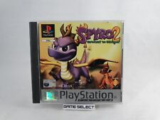 SPYRO 2 GATEWAY TO GLIMMER THE DRAGON PLAYSTATION 1 3 PS1 PAL ITALIANO COMPLETO