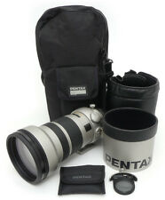 Pentax SMC FA 300mm F2.8 IF&ED Lens. CPL Filter. Hood. Hood Cap. Case
