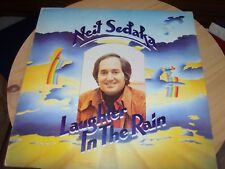 NEIL SEDAKA* LAUGHTER IN THE RAIN* LP ALBUM ON VINYL*POLYDOR 00214*1974