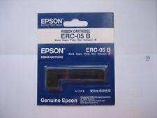 10x Original Epson ERC-05B Ribbon Colour Ribbon Genuine C43S015352 HX-150 -160