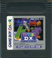 Tetris DX Deluxe Gameboy Game Boy Color GB & GBC  Japan Japanese