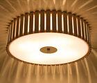 Modern Wooden LED Diameter 470MM Bedroom Living Room Ceiling Lights Lighting