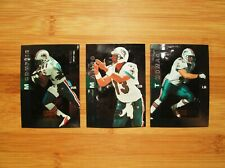 1998 Playoff Momentum Miami Dolphins TEAM SET Missing 1