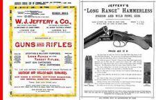 Jeffery 1904 & Co. Gun & Rifle Catalog (Uk)