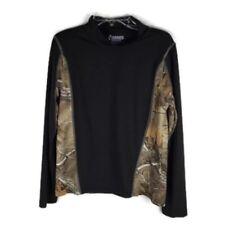Rocky Size 14-16 Boys Long Sleeve Camo T-Shirt