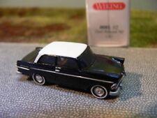 1/87 Wiking Opel Rekord ´60 schwarz weiß 0081 02