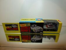 CORGI TOYS 4204 ASTON MARTIN DB5 JAMES BOND 007 - GREY 1:43 - NEAR MINT IN BOX