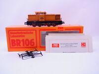 Lot 81132 Piko H0 Locomotive Diesel Br 106 862-6 Jaune Le Dr Dans Emballage