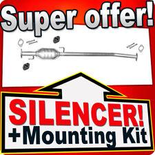 Middle Silencer HYUNDAI TUCSON KIA SPORTAGE 2.0 CVVT Exhaust Box AFX