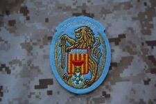 Z148 écusson insigne patch militaire armée école de Cadets Aix en Provence