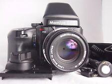Mamiya 645 Pro Medium Format Film Camera Sekor C 80mm F/2.8 N Lens