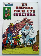 LES VENGEURS  .  5  . ARTIMA COLOR MARVEL SUPER STAR . ARTIMA