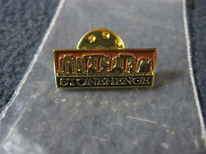 Stonehenge Pin - Includes Shipping!