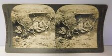 "Keystone View Comp.Stereo View Card #V18858 ""Germans Dead In The La Bassee Area"""