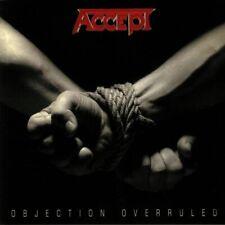 ACCEPT - Objection Overruled - Vinyl (LP)