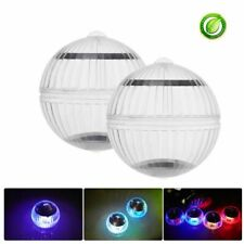Garden Solar LED Floating Light For Ponds Outdoor Ball Garden Decoration