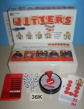 1986 Milton Bradley Jitters Word Dice Game - It's Enough To Make Anybody Crazy
