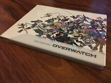 Overwatch Collector's Edition Art Book Visual Sourcebook Only
