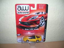 AW auto World 1993 Pontiac Firebird T/A verde Green, 1:64