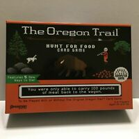 NEW Oregon Trail Hunt for Food Card Game