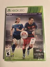 NEW & SEALED FIFA 16 (Microsoft XBOX 360, 2015) Better w/Kinect; Soccer