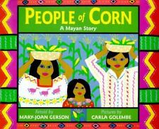 People of Corn : A Mayan Story-ExLibrary
