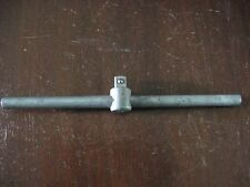 VINTAGE SNAP ON 3/8 DRIVE T HANDLE BREAKER BAR NEW NOS SNAP-ON RATCHET WRENCH 12
