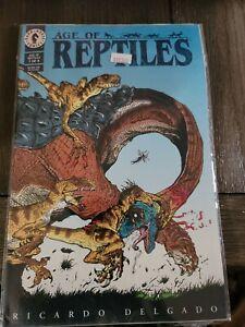 Age of Reptiles #1 VF; Dark Horse