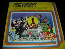 V.A. - Orzowei, supergulp... (MORANDI OLIVER ONIONS LAUZI TOFFOLO) - LP MINT