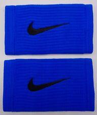 Nike Reveal DW Doublewide Wristbands Hyper Cobalt/Black
