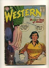 Western 72 (FRPR) Silver Age; DC Comics; 1958 (c#06709)