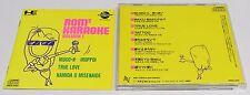 Rom rom karaoke vol. 1 ROM² NEC avenue pc engine CD-ROM² duo-rx * near-mint