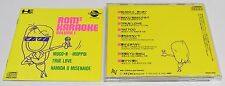 ROM ROM Karaoke Vol. 1 ROM² NEC AVENUE PC ENGINE CD-ROM² Duo-Rx * casi perfecto