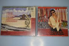 Bruce Springsteen ‎– Lucky Town. CD-Album (ESP)