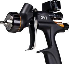 DeVilbiss Dv1 Clear Digital Spray Gun Only C1 1.2