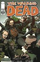 The Walking Dead #114 Image Comics 1ST PRINT COVER A KIRKMAN