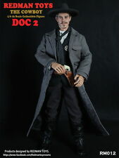 REDMAN TOYS 1/6th Scale Collectible 12inch Figure The COWBOY DOC 2 RM012
