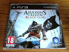 Assassins Creed IV (4) Black Flag PROMO – PS3 ~ NEW (Full Promotional Game)