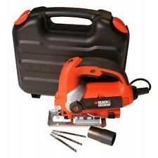BLACK&DECKER KS900EKX JIGSAW WITH KIT BOX - Trusted Seller + Blades
