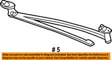 FORD OEM-Windshield Wiper Motor Transmission 1C2Z17566AA
