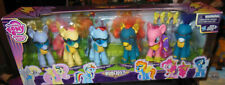 MY LITTLE PONY FRIENDSHIP IS MAGIC WONDERBOLTS TARGET EXCLUSIVE 6 - 6'' FIGURES