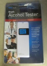 Sealed BACtrack Breath Alcohol Tester T60 Breathalyzer MicroCheck Damaged Pack