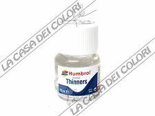 HUMBROL - ENAMEL THINNER - DILUENTE PER SMALTO