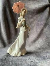 vintage lladro figurine walking 5003