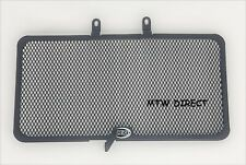 Suzuki Bandit GSF 1250 All Years R&G BLACK RADIATOR COVER GRILLE RAD0158BK