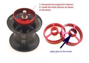 FIXED SPOOL INDUCTOR for DAIWA / MEGABASS SV spool !!! 2 PCS !!!