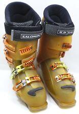 SALOMON Course Carbonlink Men's Ski Boots Flex 85 Size 26.5 US 8.5 Free Shipping
