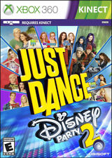 Just Dance Disney Party 2 Xbox 360 New Xbox 360, Xbox 360