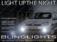 2009-2014 Volkswagen Golf Mk6 Xenon Halogen Foglamp VW Drivinglight Kit